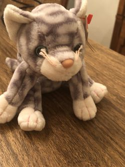 "TY Beanie baby ""silver"". NWT. for Sale in District Heights,  MD"