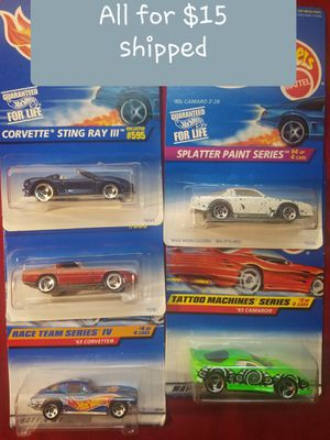 Large Collection Hot Wheels Collector Numbers/Mainlines for Sale in Newburgh, IN