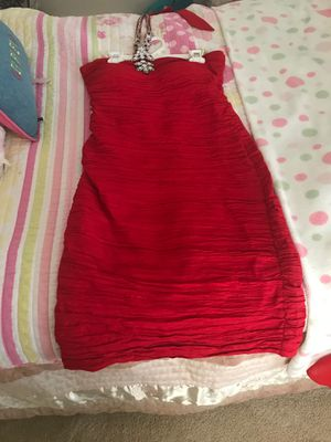 Red Party/Event Dress for Sale in Aspen Hill, MD