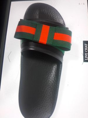 GUCCi flip flops for Sale in Salt Lake City, UT