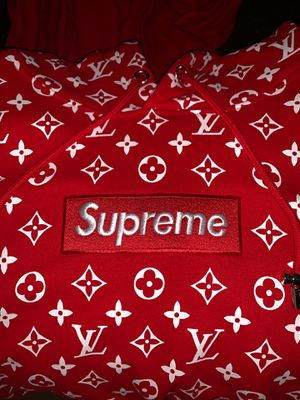 Supreme Louis Vuitton Hoodie XL for Sale in New Port Richey, FL