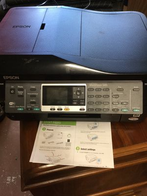 Printer works for Sale in Kissimmee, FL