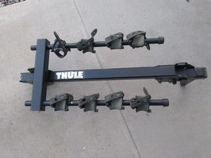 TULE 4 bikes hitch rack for Sale in Phoenix, AZ