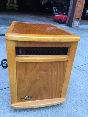 Sun Twin Electric Heater for Sale in Kent, OH