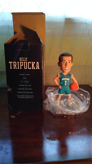 Kelly Tripucka bobblehead for Sale in Charlotte, NC