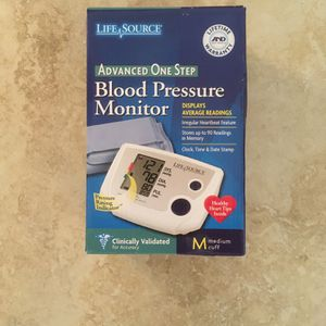 Brand New!! Blood Pressure Monitor for Sale in Tampa, FL