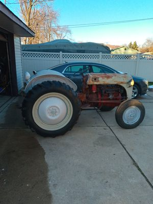 1958 ford n. Tractor for Sale in Romulus, MI