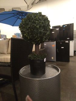 """Nearly Natural 21"""" Boxwood Ball Topiary Artificial Tree for Sale in Phoenix,  AZ"""