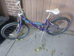 Purple trek mountain bike for Sale in West Jordan, UT