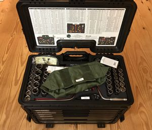 BRAND NEW Snap-On General Mechanics Tool Kit Fully Loaded for Sale in Chesapeake, VA