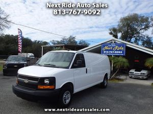 REAL NICE NO ACCIDENT 2 OWNER FL 2015 CHEVY EXPRESS EXT 2500 CARGO VAN 4.8L V8 ONLY 51K MILES NEW TIRES TOWING PACKAGE for Sale in Tampa, FL