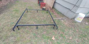 Metal bed frame. for Sale in Durham, NC