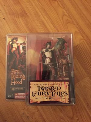 Twisted fairytales red riding hood for Sale in Glendale, CA