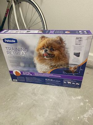 Petmate training cage for Sale in Oceano, CA