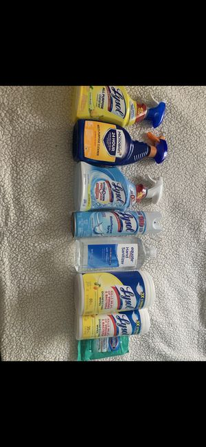 Sprays and wipes for Sale in Lanham, MD