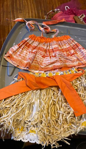 Baby Moana 1yr costume for Sale in Whittier, CA