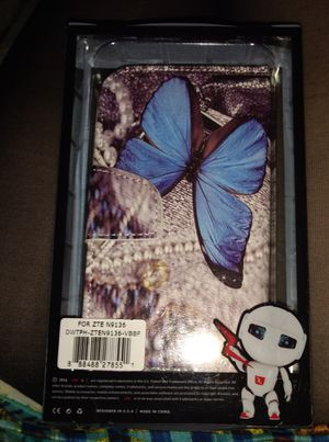 Butterfly wallet phone case for Sale in Perry, GA
