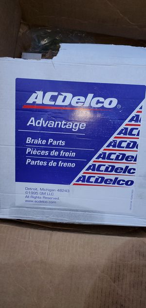 Brand new ACDelco rotors for Sale in Chagrin Falls, OH