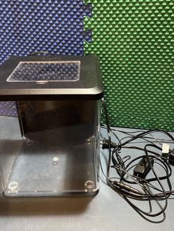 Top fin 2.5 Gallon Fish Tank for Sale in Independence,  KY