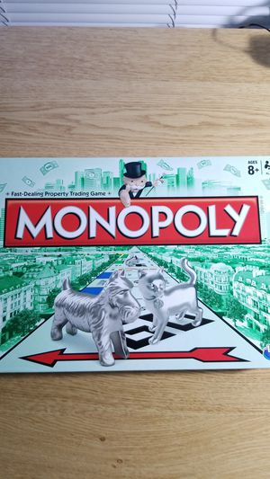 Monopoly board game for Sale in Northbrook, IL