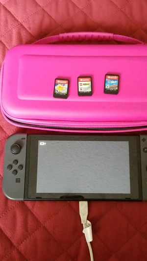 Nintendo Switch/MODEL: HAC 001 for Sale in Federal Way, WA
