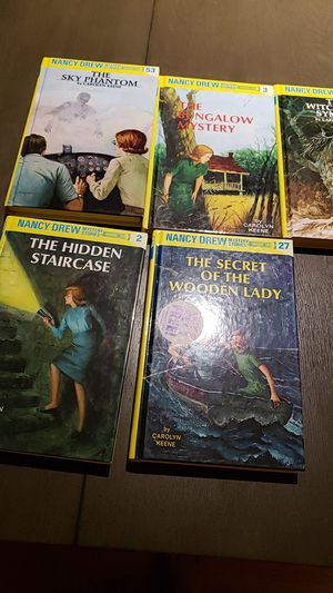 Nancy Drew Books for Sale in Bellevue, WA
