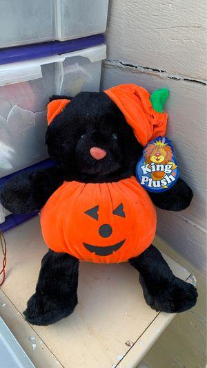 Stuffed animal Halloween bear for Sale in Honolulu, HI