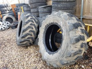 Large Crossfit Tire 14.9 -24 for Sale in Wylie, TX