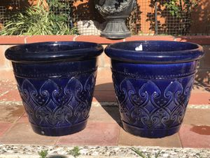 Plant pots FATHERS DAYS SPECIAL for Sale in Ontario, CA