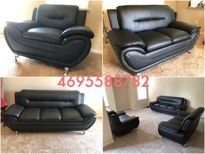 BRAND NEW 3 PIECE LIVING ROOM SET $595 OR GET THE 2 PIECE FOR $495!! INCLUDING DELIVERY! for Sale in Marietta, GA