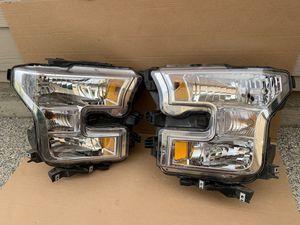 2015 2016 2017 Ford F 150 Headlights for Sale in Lynnwood, WA