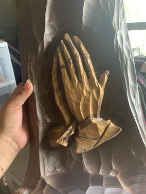Praying hands for Sale in Haines City, FL