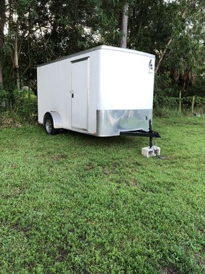 Enclosed trailer for Sale in Loxahatchee, FL