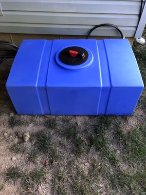 Promax 65 Gallon Low Profile Poly Tank for Sale in Fort Washington, MD