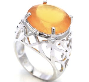 Sterling Silver.925 Golden Citrine Ring for Sale in Santee, CA
