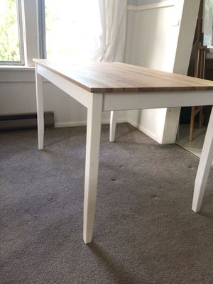 Kitchen Table - Modern Clean Lines for Sale in Seattle, WA