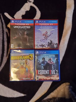 PS4 Games for Sale in Riverbank, CA