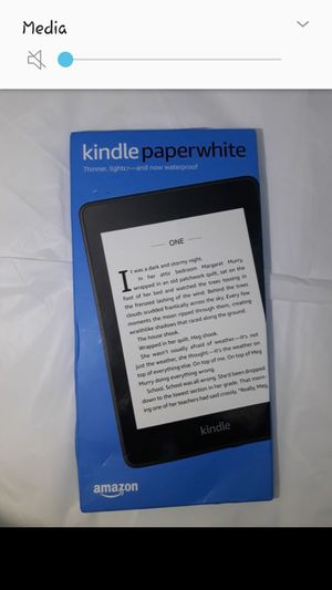 PAPERWHITE Kindle Amazon for Sale in San Antonio, TX