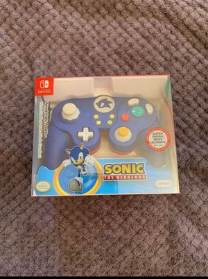 Sonic Nintendo switch controller for Sale in Vista, CA