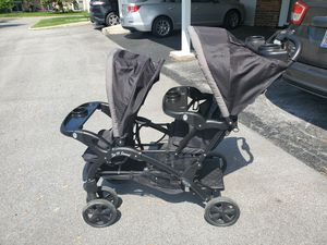 Baby trend sit and stand stroller for Sale in Palos Hills, IL