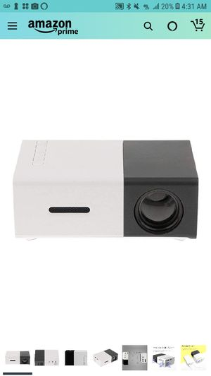 Led projector for Sale in Lucas, TX