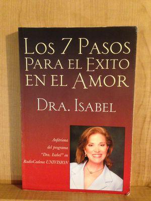 Los 7 Pasos Para el Exito en el Amor Spanish Book for Sale in Hawthorne, CA