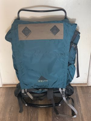 Kelty Blue-Green External Frame Hiking Camping Backpack Aluminium Frame for Sale in Mesa, AZ