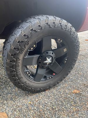 20s on 35s for Sale in Tacoma, WA