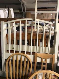 White wood Bunkbed for Sale in Millbrae, CA
