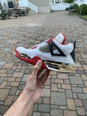 Men's Jordan fire red 4s for Sale in Jersey City, NJ