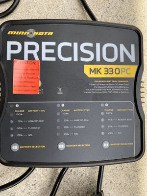 Battery tender for Sale in Anaheim, CA