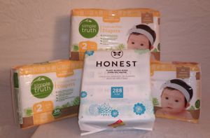 Diapers and wipes for Sale in Arlington, TX