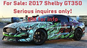 2017 Ford Shelby GT350 for Sale in Las Vegas, NV