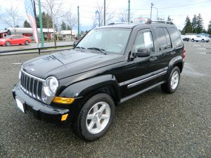 2006 Jeep Liberty for Sale in Yelm, WA